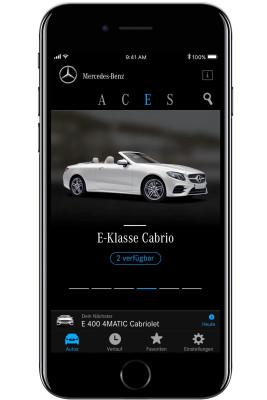 Mercedes me Flexperience: Jeden Monat ein neues Traumauto fahren