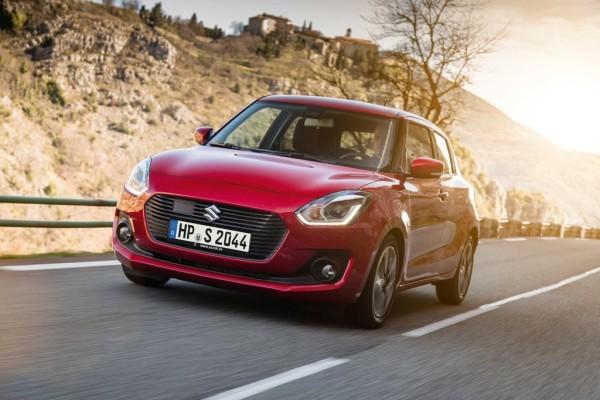 Suzuki vereinfacht Einstieg in die Finanzierung